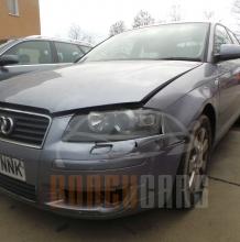 Audi A3 1.6i | BGU | 5 Степенна Ръчна Скоростна Кутия | 2003г |