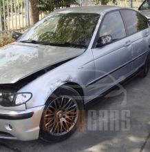 БМВ Е46 325и | BMW E46 325i | 2.5 i | 09.2002 | WBAEV32070AC90639