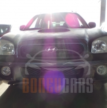 Hyundai Santa Fe | 2003г | 2.0 CRDI | 112кс |