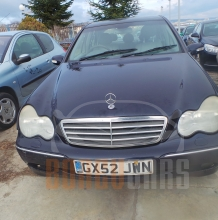 Mercedes C-Class | C180 | W203 | Бензин |
