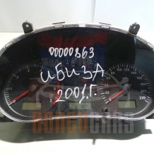 Километраж Сеат Ибиза | Seat Ibiza | 1992-2002 | 6K0 920 821 C