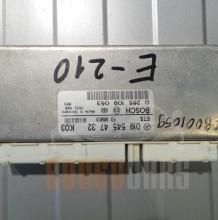 ETS Тракшън Система Мерцедес-Бенц | Mercedes-Benz W202 | 1993-2000 | 0 265 109 053