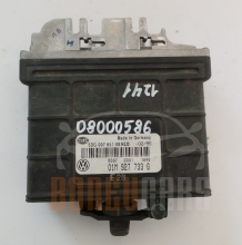 VW Golf III TCM 5DG 007 651-08 HLO