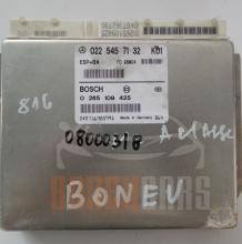 Mercedes-Benz W168 0 265 109 425