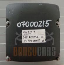 АБС за БМВ Е70 | BMW E70 | 2007-2013 | 3451 6785266-04