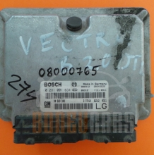 Opel Vectra B 0 281 001 634