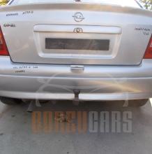 Броня Задна Опел Астра-Г | Opel Astra-G | 1998-2009