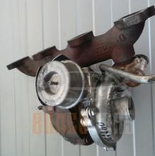 Турбо за Рено Меган | Renault Megane | 1.5 DCI | 2002-2012 | 360800 H 379162
