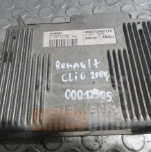 Компютър Renault Clio 2 | 1.6 8v | 90кс | S115301202C | 7700110936 |