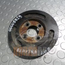 Демпферна Шайба Hyundai Elantra | 2.0D |