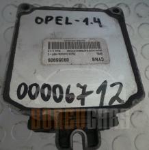 Компютър Opel Astra G 1.4 16v | GM | 09355909 |