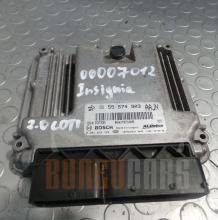 Компютър Opel Insignia | 2.0 CDTI | 160кс | 55574903 | AAJN | 0 281 016 704 |