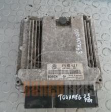 Компютър Volkswagen Touareg | 2.5 TDI | 070 906 016 F | 0 281 011 258 |