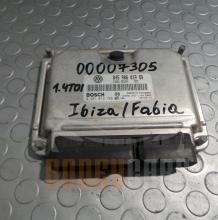 Компютър Skoda Fabia | 1.4 TDI | 0281012708 | 045906019BQ |