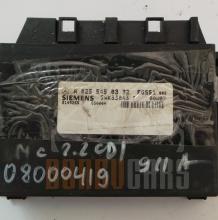 Mervedes-Benz W210 TCM 5WK33843 F