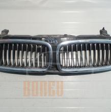 РЕШЕТКА РАДИАТОРНА БМВ Е65 / BMW E65 / 2001-2008 / 51.13-7 037 727.9