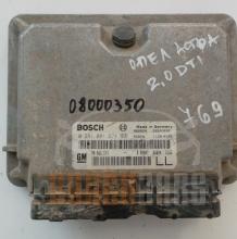 Opel Astra-G 0 281 001 674