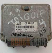 VW Bora 0 281 001 845