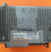 Renault Megane S105300103 A