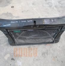Климатичен Радиатор Skoda Octavia 2 | 2010 | 1.6 TDI | 105кс | 1K0 820 411 Q |