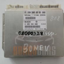 ЕСП Мерцедес-Бенц | Mercedes-Benz | ESP+HBA | 1997-2004 | 0 265 109 496