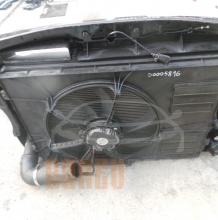 Перка Охлаждане Skoda Octavia 2 | 2010 | 1.6 TDI | 105кс | 1K0 959 455 FB |