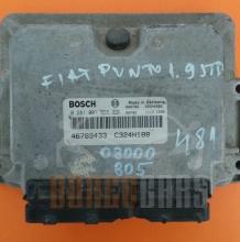 Fiat Punto 0 281 001 955