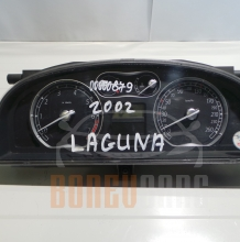 Километраж Рено Лагуна | Renault Laguna | 2001-2007 | 8200 291 332