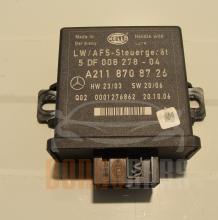 Модул Управнение Светлини Мерцедес-Бенц | Mercedes-Benz W164 | 2005-2011 | A 211 870 87 26