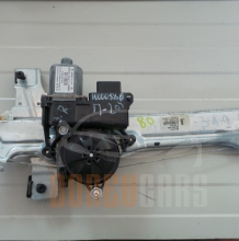 Стъклоповдигач Заден Десен Пежо 208 | Peugeot 208 | 2012-2015 | 9806088580