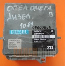 Opel Omega-B 0 281 001 214