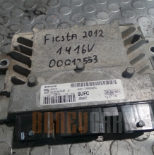 Компютър Ford Fiesta 1.4 16v | BV21-12A650-HC | 8UFC | S180047037C |