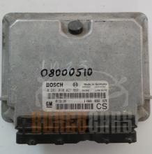 Opel Astra-G 0 281 010 021
