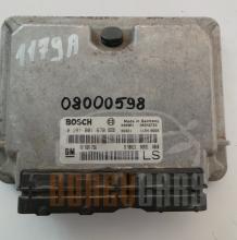 Opel Omega 0 281 001 670