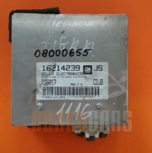 Opel Tigra 16214239 JS