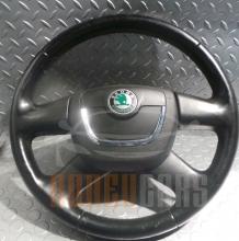 Волан Skoda Octavia 2 Facelift | 2010 | 1.6 TDI | 105кс |