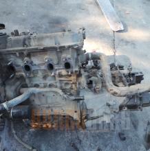 Двигател Fiat Punto | 2006г. | 1.2 | 60кс | FGP 55192463 A 983