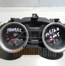 Километраж Рено Меган | Renault Megane | 2002-2012 | 8200 364 007