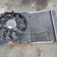 Воден Радиатор | Opel Zafira B | 1.9 CDTI | 120кс |