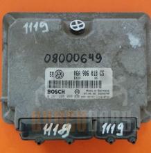 VW Golf 0 261 206 088